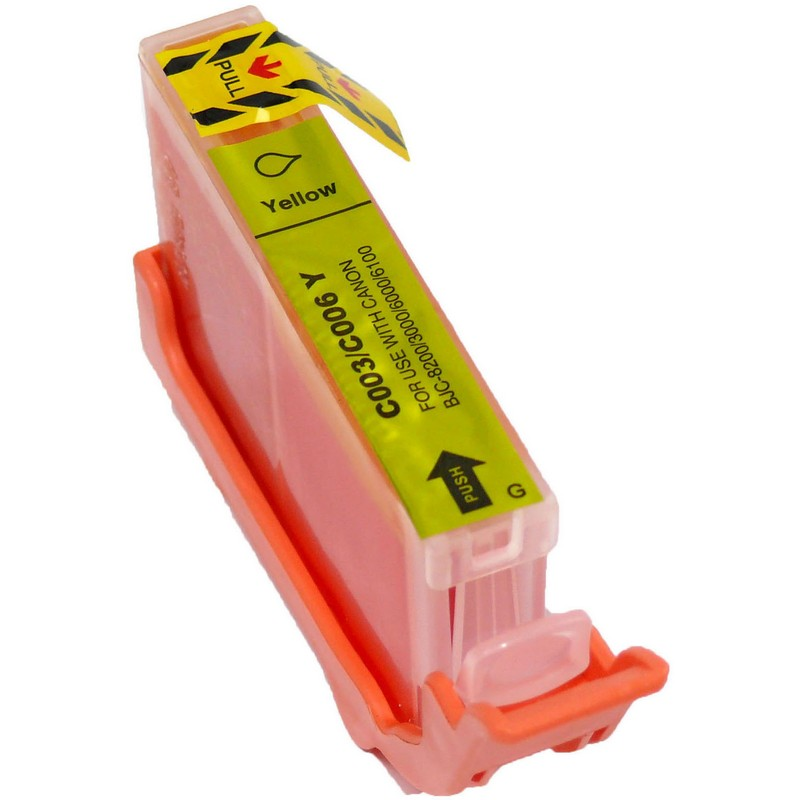 Canon BCI-3eY Yellow Ink Cartridge