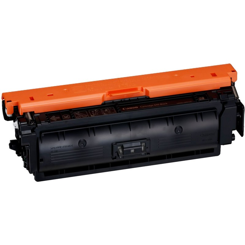 Canon CARTRIDGE 040-BK Black Toner Cartridge