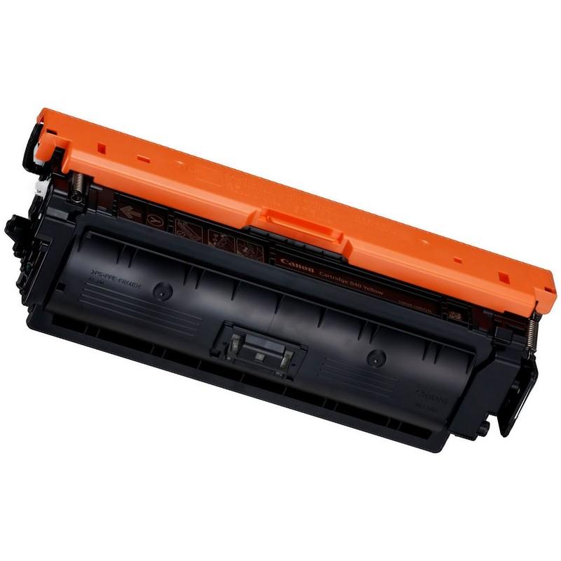 Cheap Canon CARTRIDGE 040H-Y Yellow Toner Cartridge