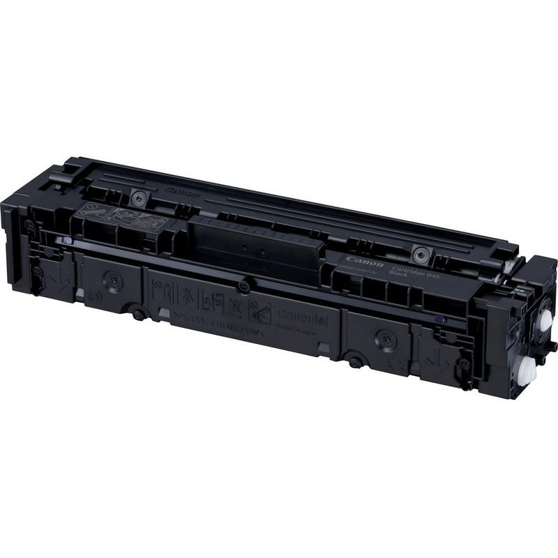 Canon CARTRIDGE 045-BK Black Toner Cartridge