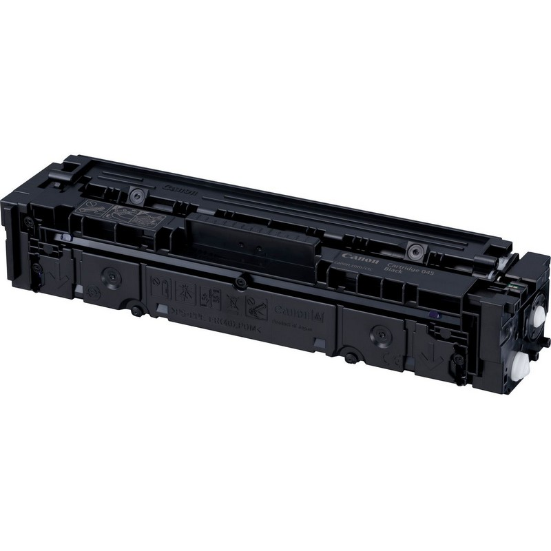 Canon CARTRIDGE 045-BK Black Toner Cartridge