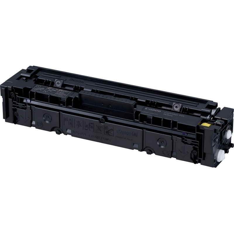 Canon CARTRIDGE 045-Y Yellow Toner Cartridge