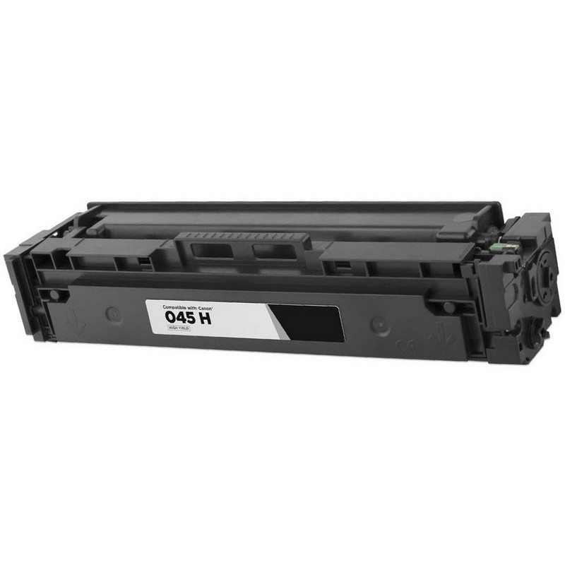 Canon CARTRIDGE 045H-BK Black Toner Cartridge