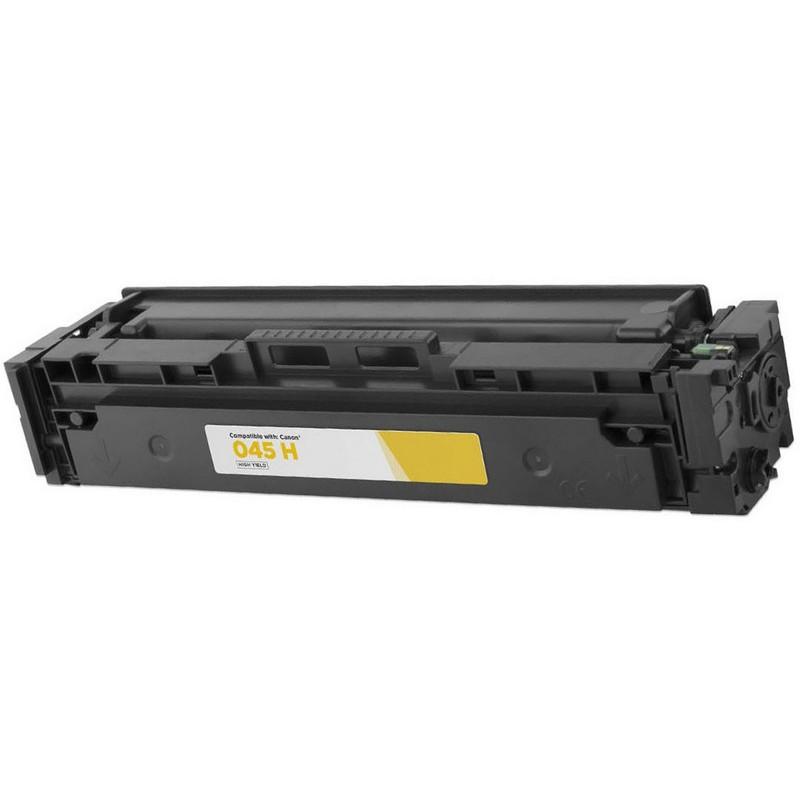 Cheap Canon CARTRIDGE 045H-Y Yellow Toner Cartridge