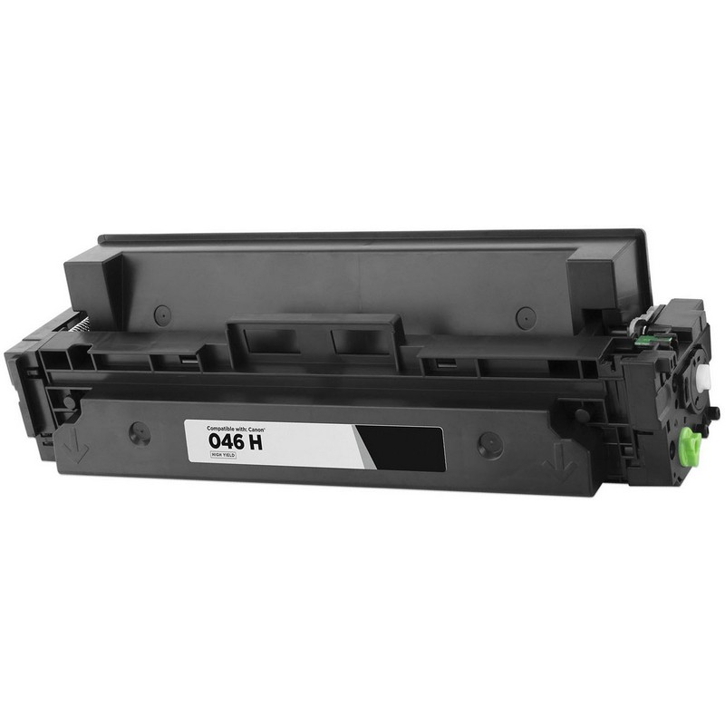 Canon CARTRIDGE 046H-BK Black Toner Cartridge
