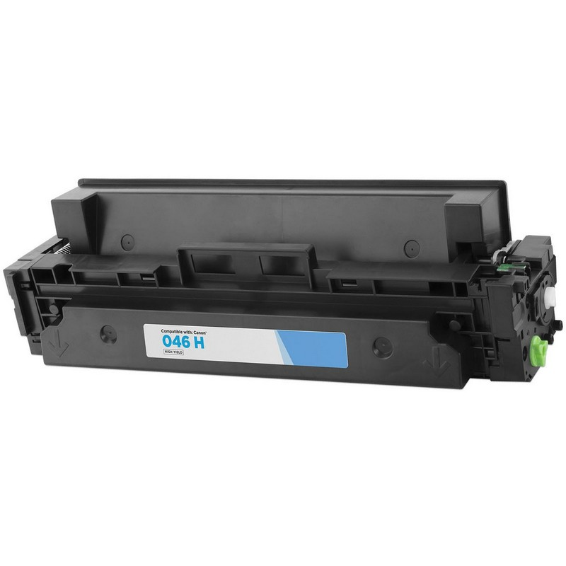 Cheap Canon CARTRIDGE 046H-C Cyan Toner Cartridge