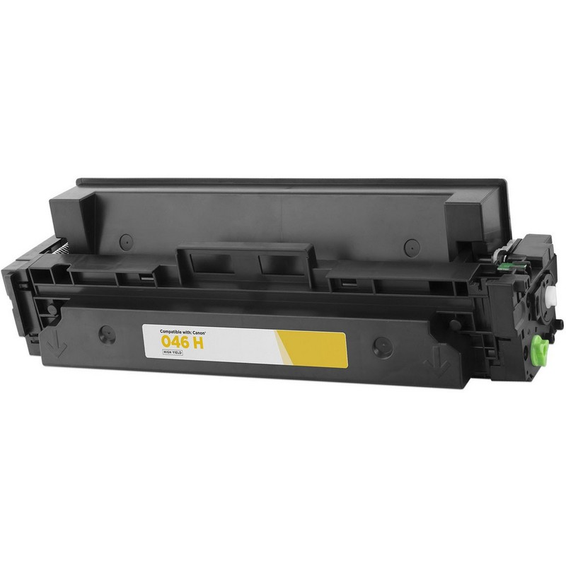 Canon CARTRIDGE 046H-Y Yellow Toner Cartridge