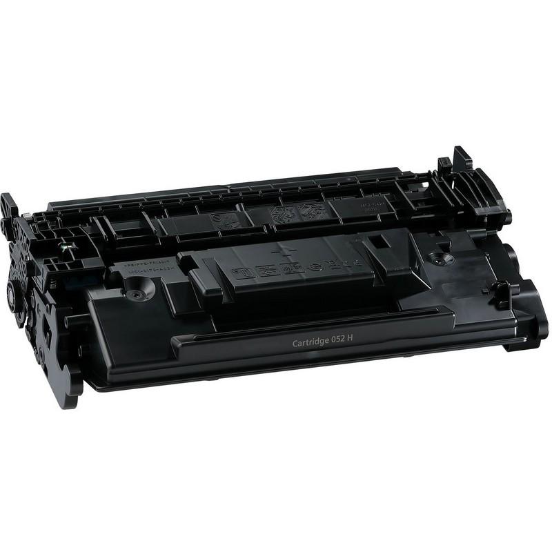 Canon CARTRIDGE 052H Black Toner Cartridge-Canon 2200C001AA