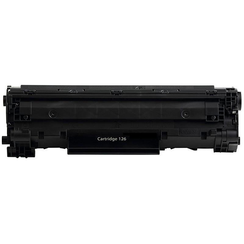Canon CARTRIDGE 126 Black Toner Cartridge-Canon 4514B002AA