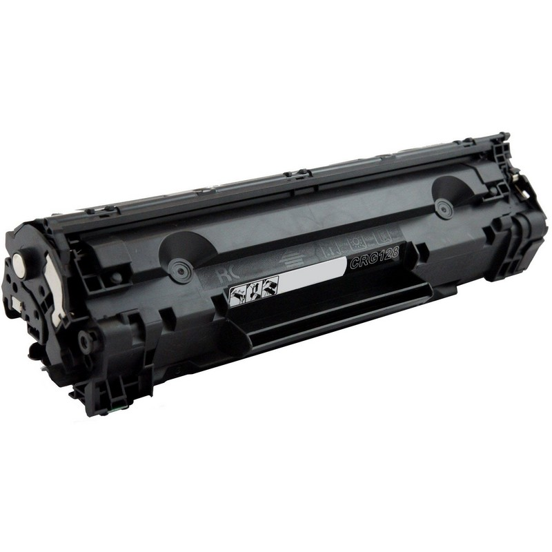 Cheap Canon CARTRIDGE 128 Black Toner Cartridge-Canon 3500B001AA