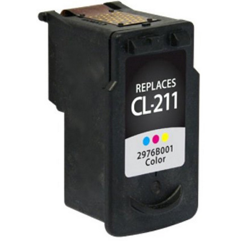 Canon CL-211 Color Ink Cartridge