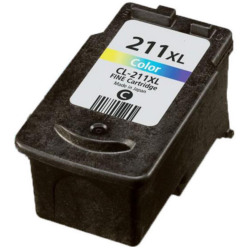Canon CL-211XL Color Ink Cartridge