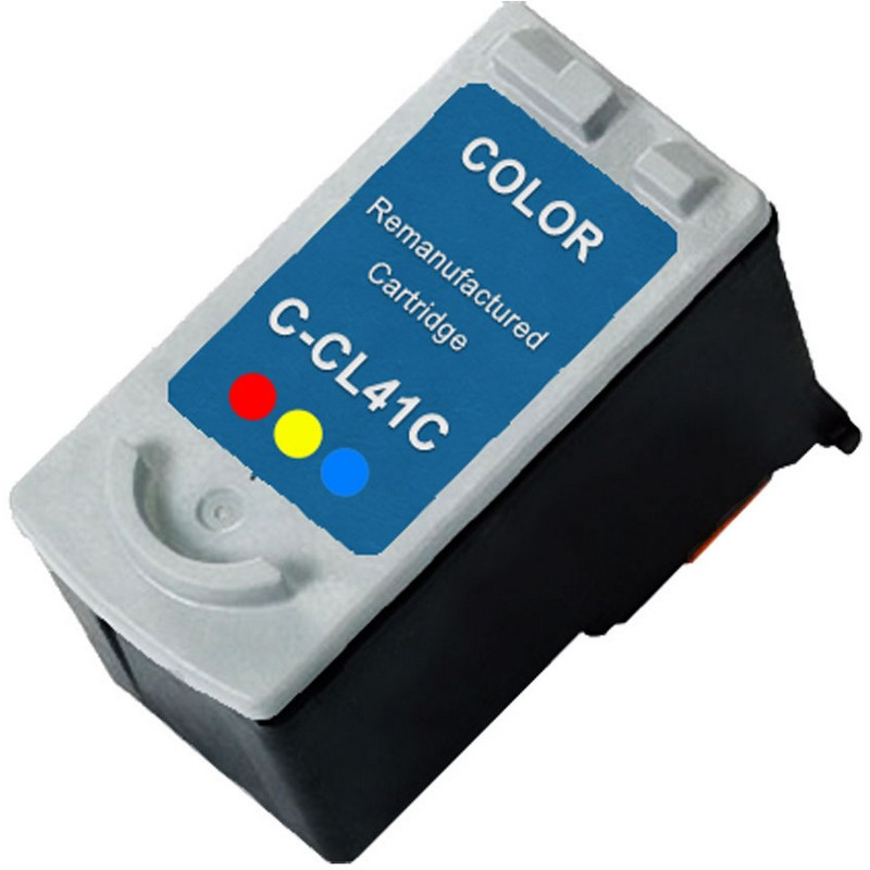 Canon CL-41 Color Ink Cartridge