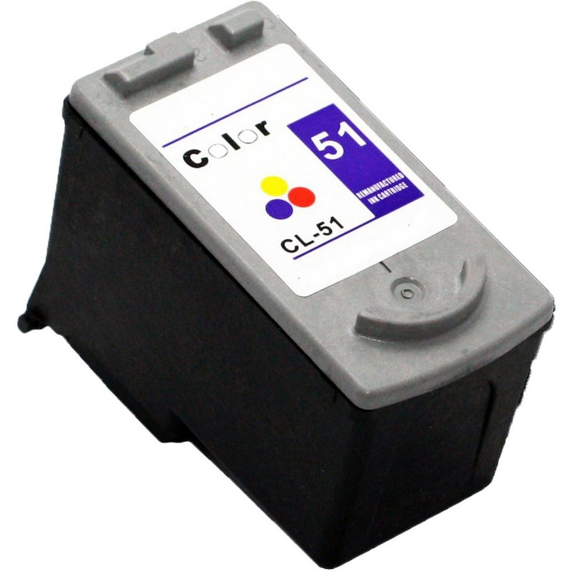 Canon CL-51 Color Ink Cartridge