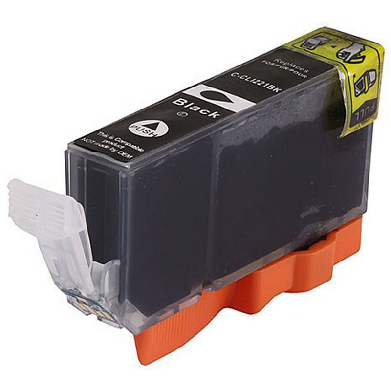 Canon CLI-221BK Black Ink Cartridge