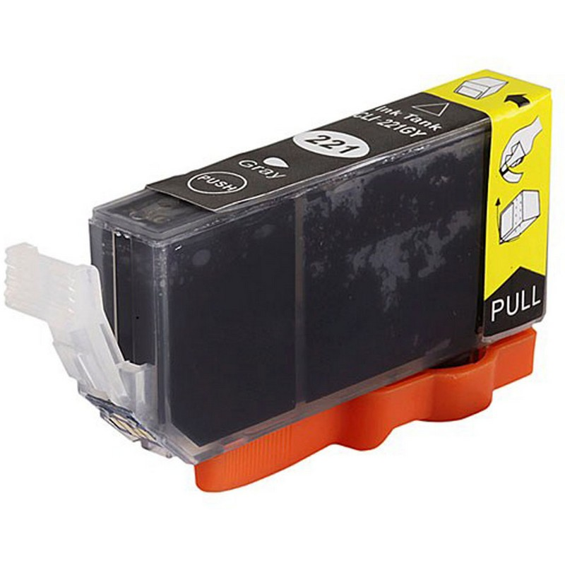 Canon CLI-221GY Grey Ink Cartridge