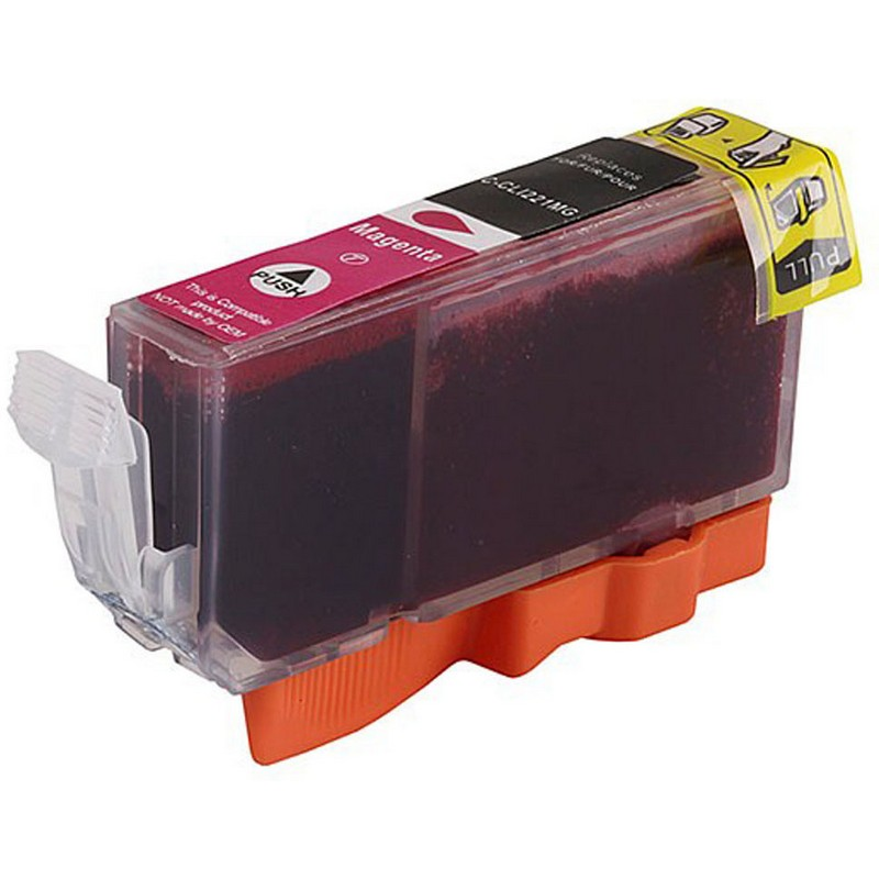 Canon CLI-221M Magenta Ink Cartridge