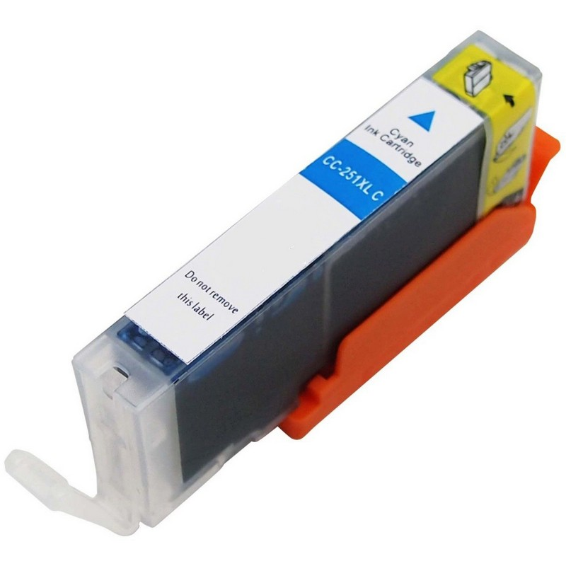 Canon CLI-251XLC Cyan Ink Cartridge