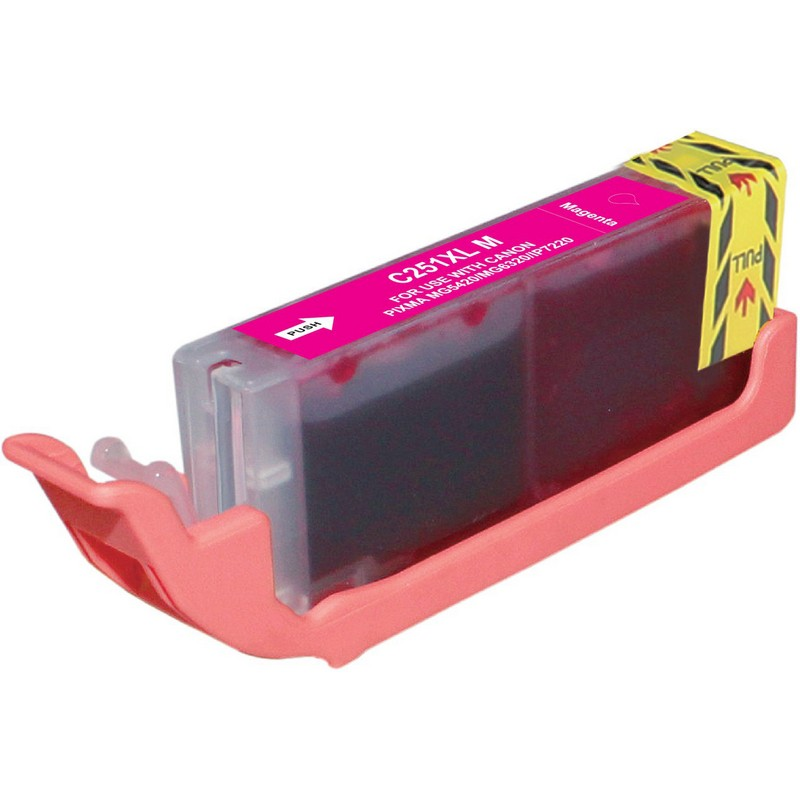 Canon CLI-251XLM Magenta Ink Cartridge