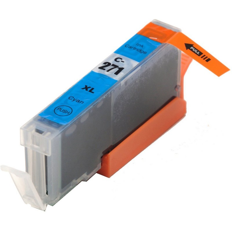 Canon CLI-271XLC Cyan Ink Cartridge