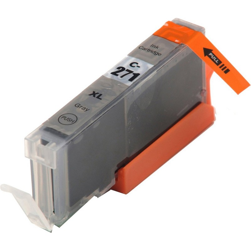 Canon CLI-271XLGY Grey Ink Cartridge