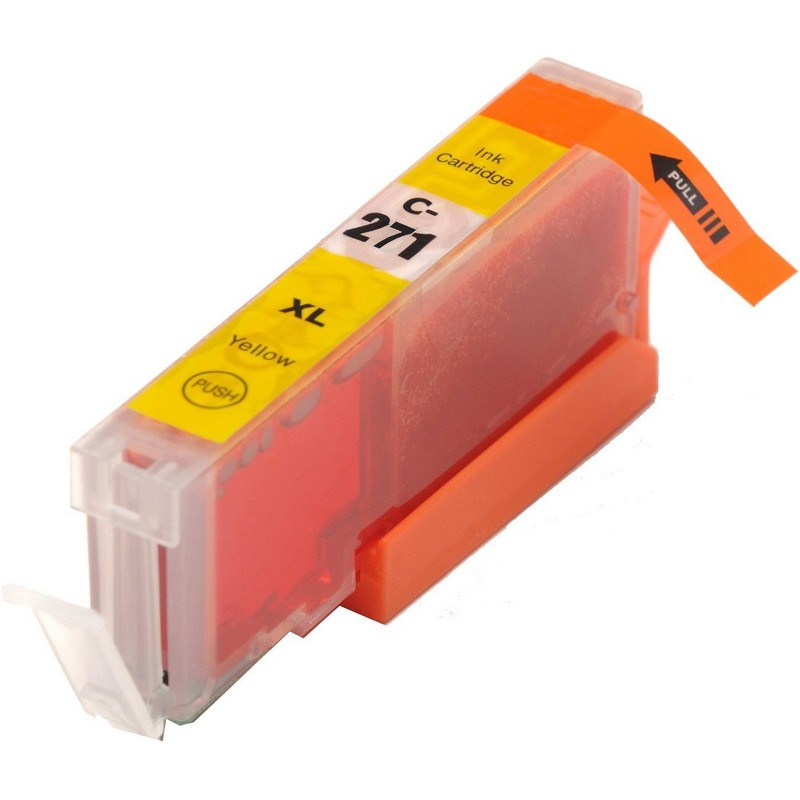 Canon CLI-271XLY Yellow Ink Cartridge