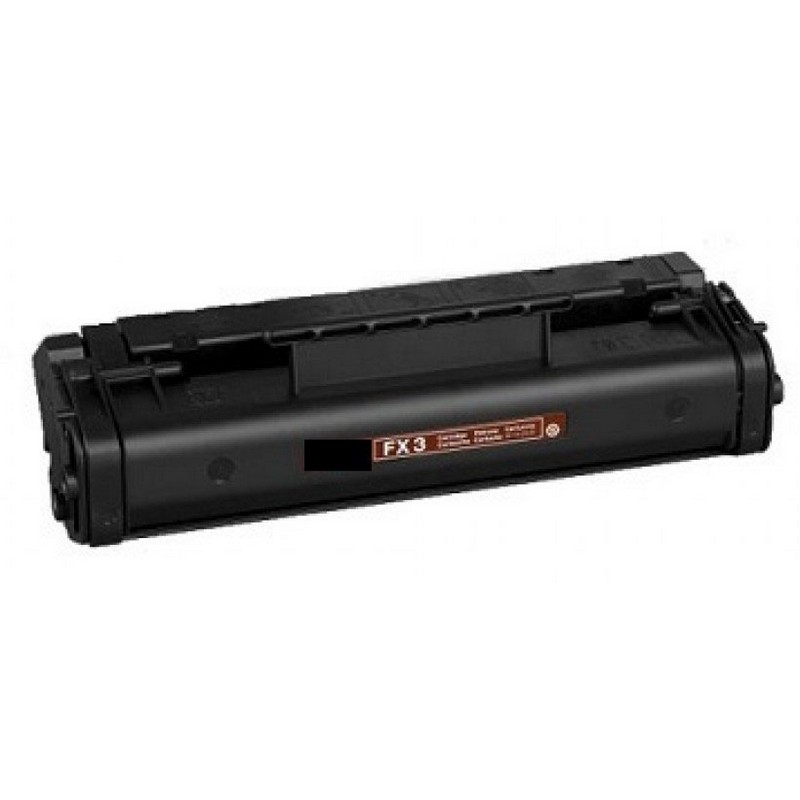 Cheap Canon FX3 Black Toner Cartridge