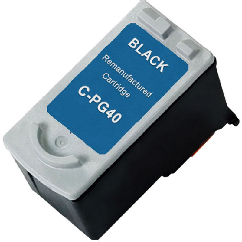 Canon PG-40 Black Ink Cartridge
