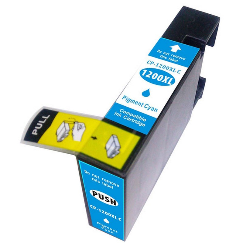 Canon PGI-1200XLC Cyan Ink Cartridge