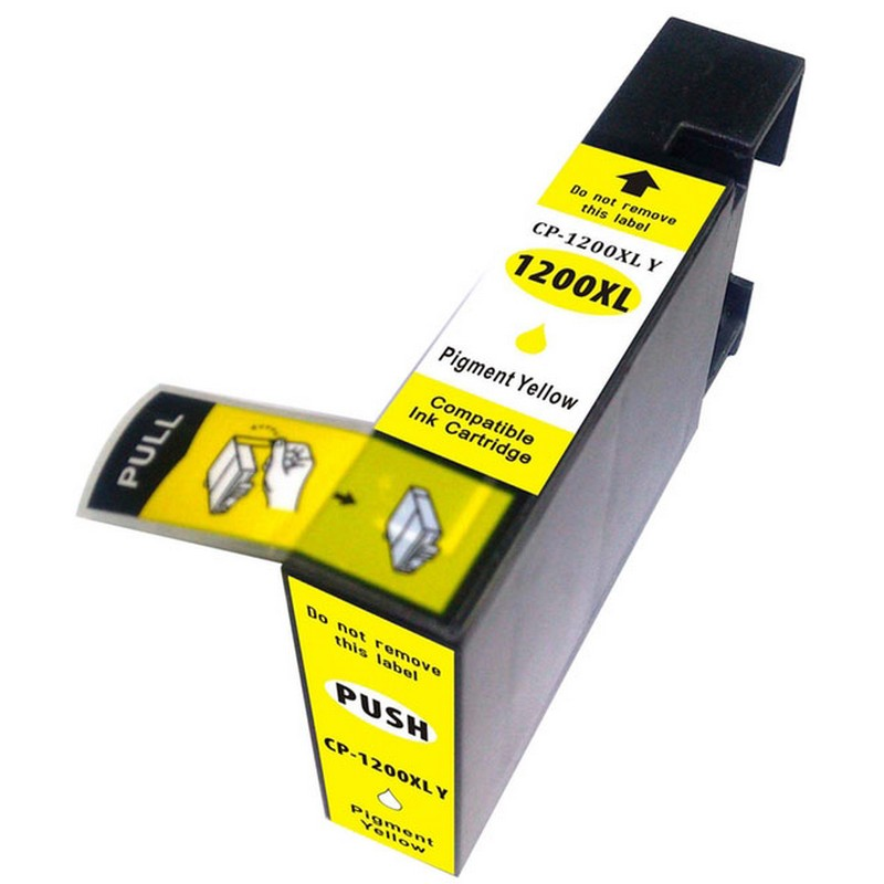 Canon PGI-1200XLY Yellow Ink Cartridge