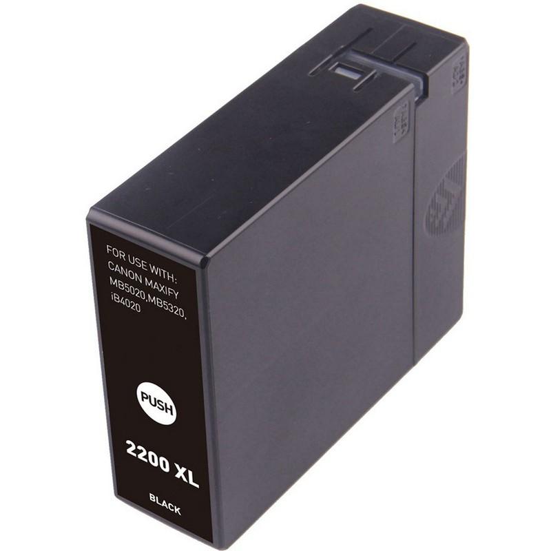 Canon PGI-2200XLBK Black Ink Cartridge