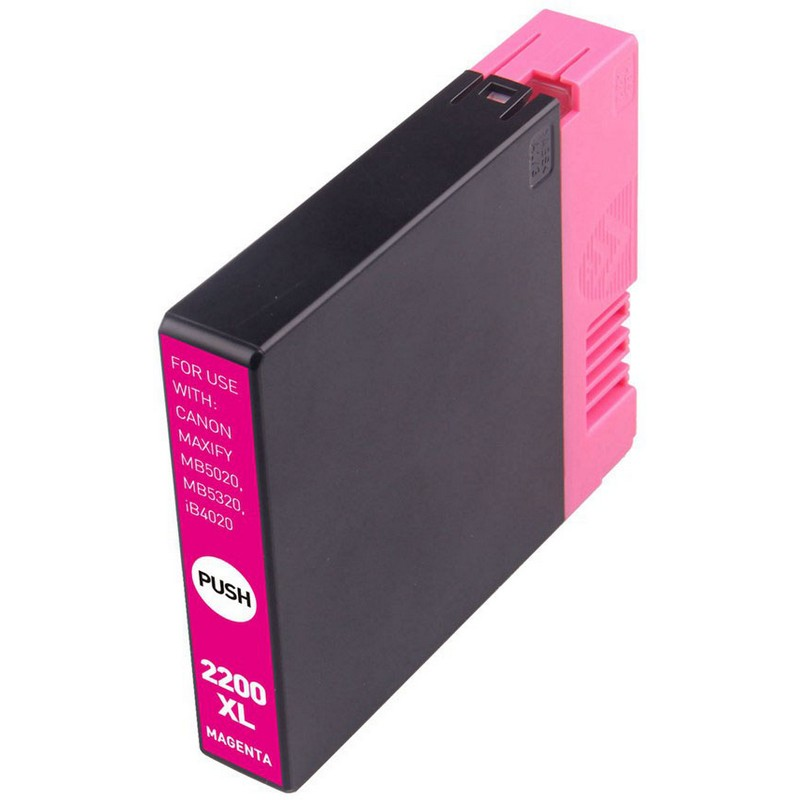 Canon PGI-2200XLM Magenta Ink Cartridge