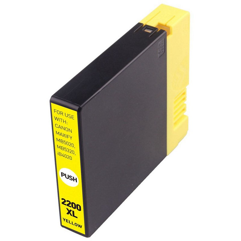 Canon PGI-2200XLY Yellow Ink Cartridge