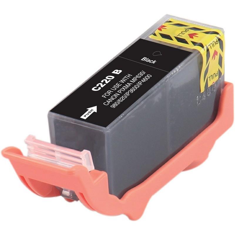 Canon PGI-220BK Black Ink Cartridge