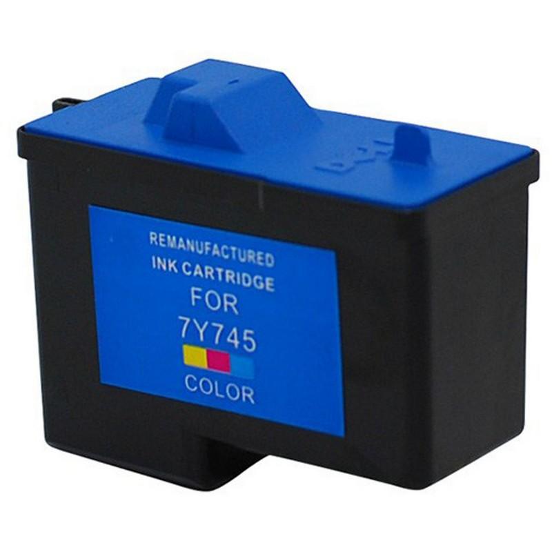 Dell 7Y745 Color Ink Cartridge-Dell 310-3541