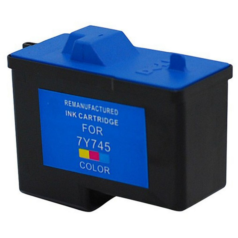 Dell 7Y745 Color Ink Cartridge-Dell 310-3541