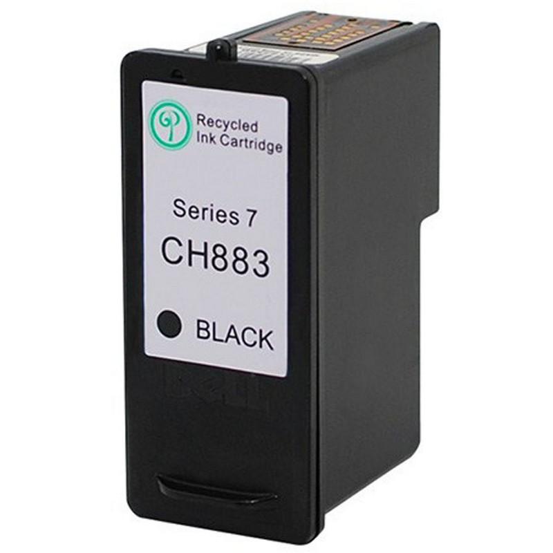 Dell CH883 Black Ink Cartridge-Dell Series 7