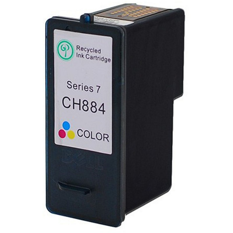 Dell CH884 Color Ink Cartridge-Dell Series 7