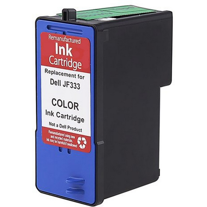 Dell JF333 Color Ink Cartridge