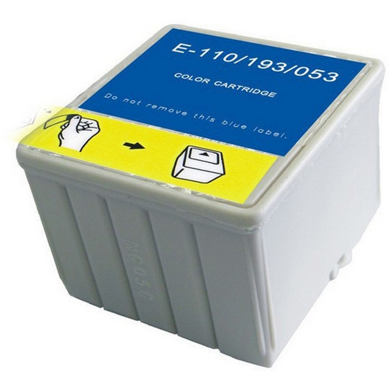 Epson S020110 Color Ink Cartridge
