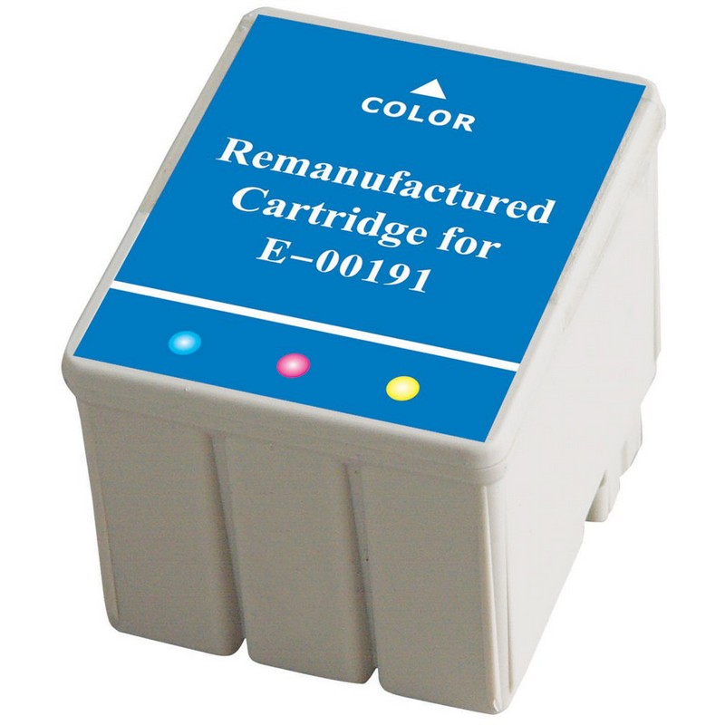 Epson S020191 Color Ink Cartridge