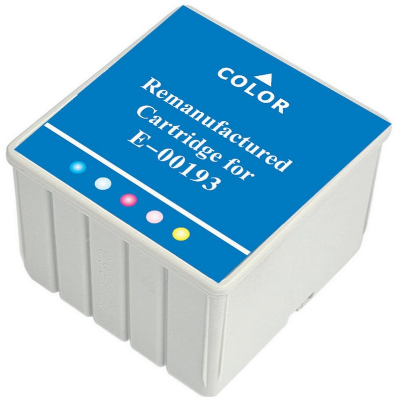 Epson S020193 Color Ink Cartridge
