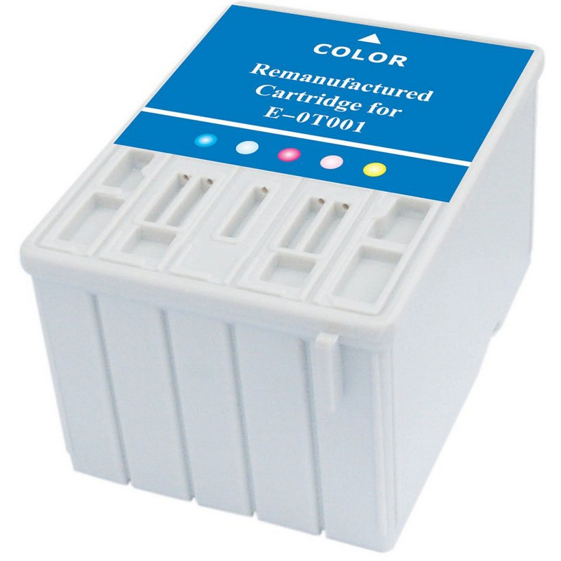 Epson T001011 Color Ink Cartridge