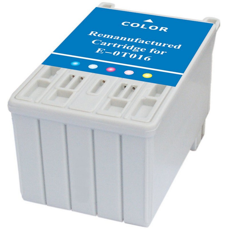 Epson T016201 Color Ink Cartridge