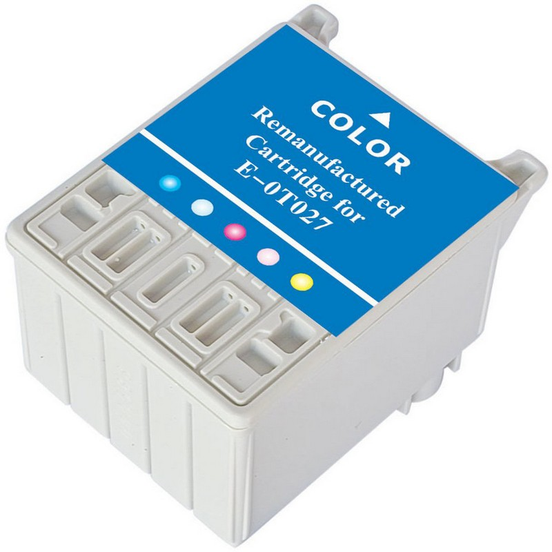 Epson T027201 Color Ink Cartridge