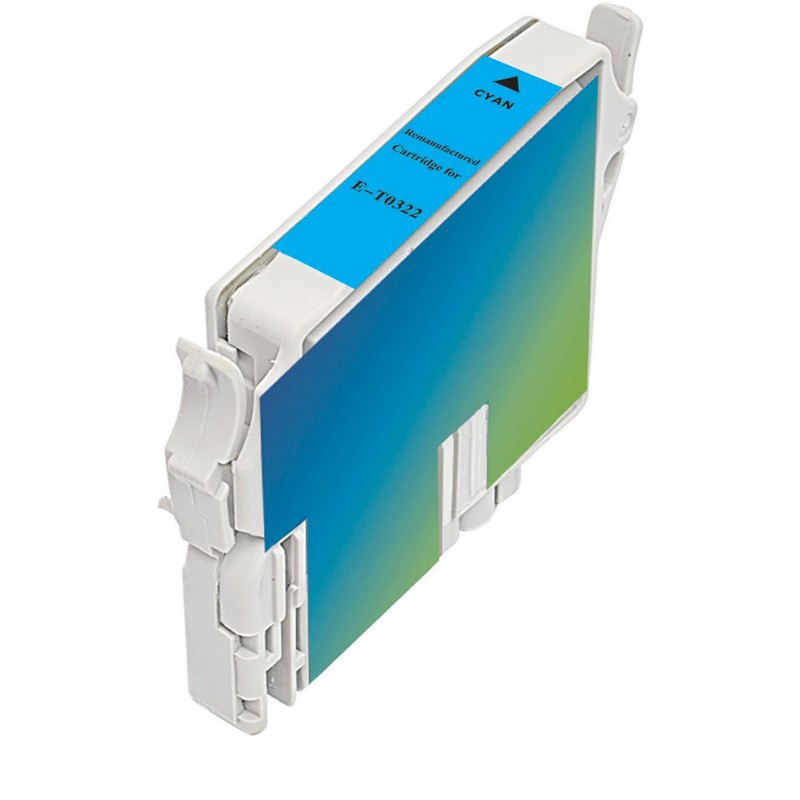Epson T032220 Cyan Ink Cartridge