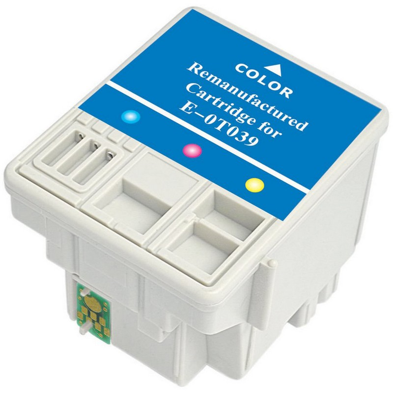 Epson T039120 Color Ink Cartridge