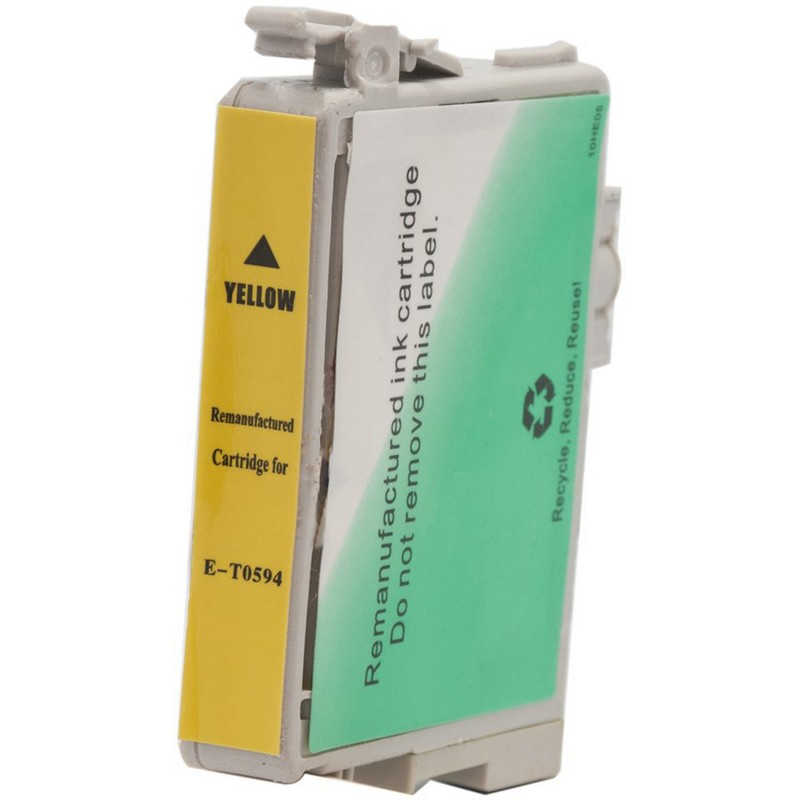 Epson T059480 Yellow Ink Cartridge