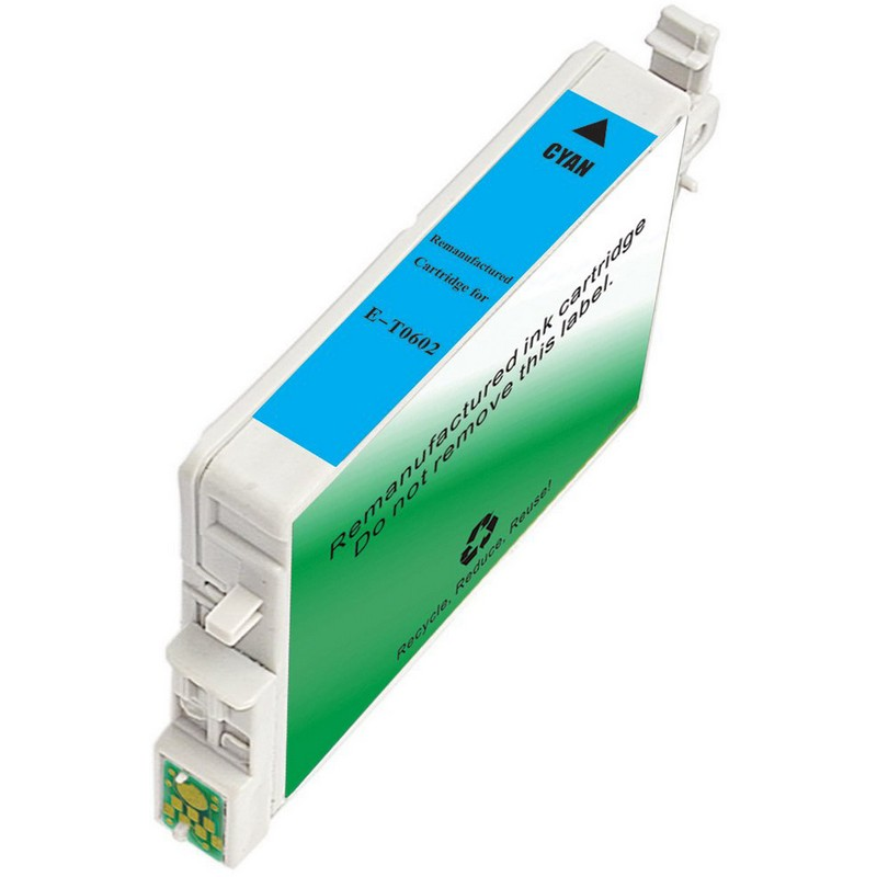 Epson T060220 Cyan Ink Cartridge