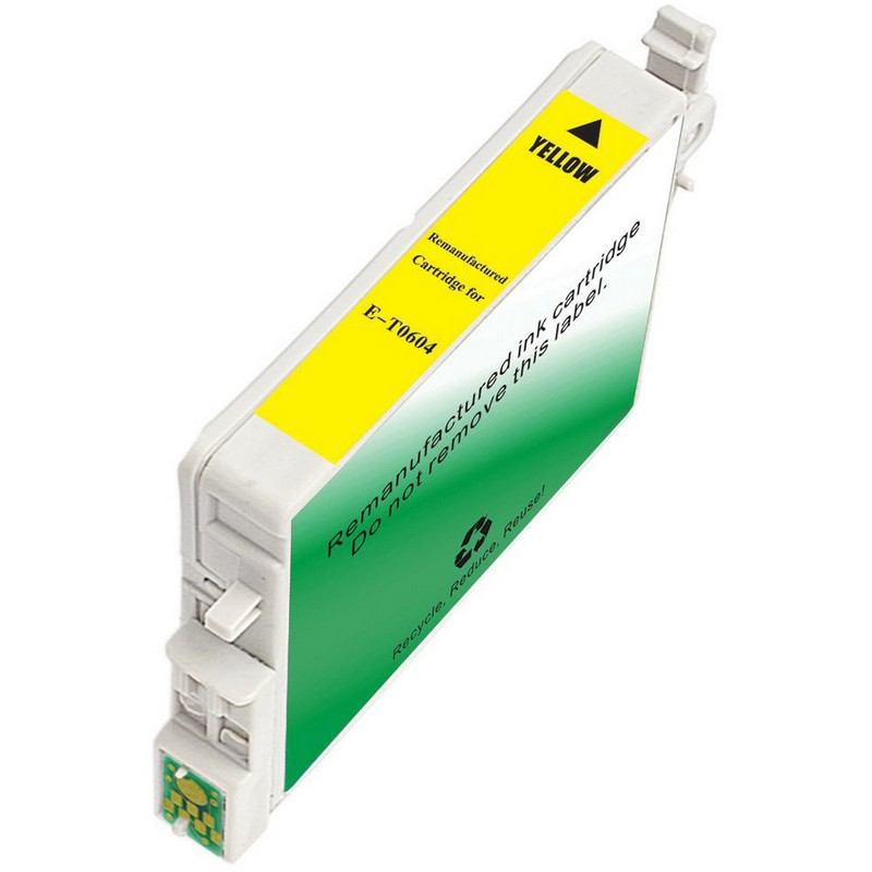 Epson T060420 Yellow Ink Cartridge